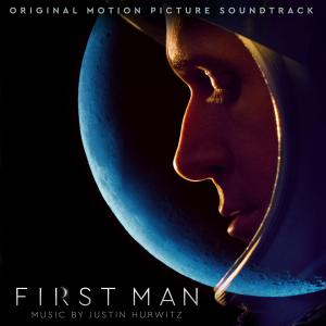 First Man Original Motion Picture Soundtrack. Лицевая сторона . Click to zoom.