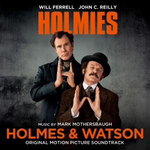 Holmes & Watson Original Motion Picture Soundtrack. Front. Click to zoom.