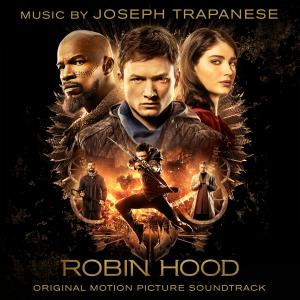 Robin Hood Original Motion Picture Soundtrack. Лицевая сторона . Click to zoom.