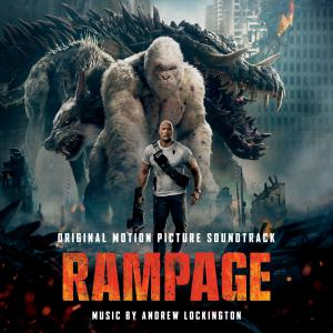 Rampage Original Motion Picture Soundtrack. Лицевая сторона . Click to zoom.