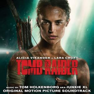 Tomb Raider Original Motion Picture Soundtrack. Front. Click to zoom.