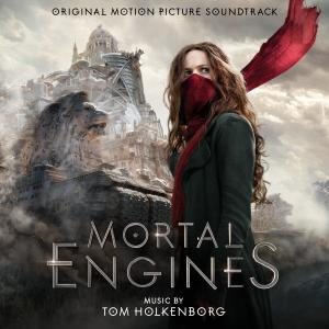 Mortal Engines Original Motion Picture Soundtrack. Front. Click to zoom.