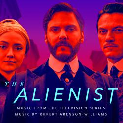 Alienist Music from the Television Series, The. Передняя обложка. Click to zoom.