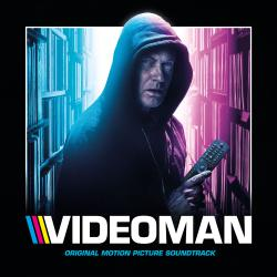 Videoman Original Motion Picture Soundtrack. Передняя обложка. Click to zoom.