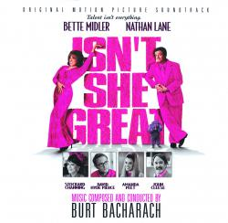 Isn't She Great Original Motion Picture Soundtrack. Передняя обложка. Click to zoom.