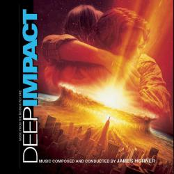 Deep Impact Music from the Motion Picture. Передняя обложка. Click to zoom.