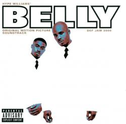 Belly The Original Motion Picture Soundtrack. Передняя обложка. Click to zoom.