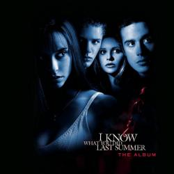 I Know What You Did Last Summer Soundtrack from the Motion Picture. Передняя обложка. Click to zoom.