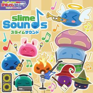 Slime Sounds - Super Slime Arena OST. Front. Click to zoom.