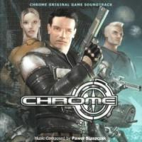 Chrome Original Game Soundtrack. Передняя обложка. Click to zoom.