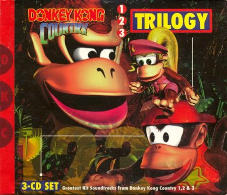 Donkey Kong Country. Donkey Kong Country Trilogy.