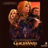 Guild Wars Special Edition Soundtrack. Передняя обложка. Click to zoom.