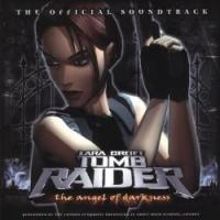 Tomb Raider: The Angel of Darkness - The Official Soundtrack. Передняя обложка. Click to zoom.