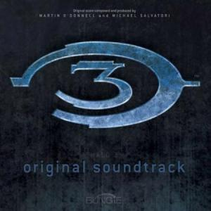 HALO 3 Original Soundtrack. Передняя обложка. Click to zoom.