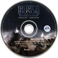 Medal of Honor: Allied Assault Soundtrack. CD. Click to zoom.