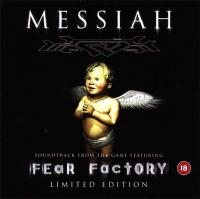 Messiah: Soundtrack From The Game. Передняя обложка. Click to zoom.