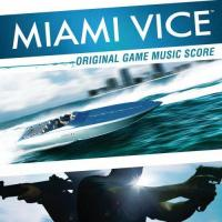 Miami Vice Original Game Music Score. Передняя обложка. Click to zoom.
