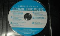 Square Enix Music Sampler CD Vol.3. �������� �������. Click to zoom.