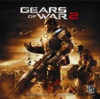 Gears of War 2: The Soundtrack. Передняя обложка. Click to zoom.
