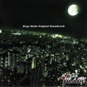 Ninja Blade Original Soundtrack. Front. Click to zoom.
