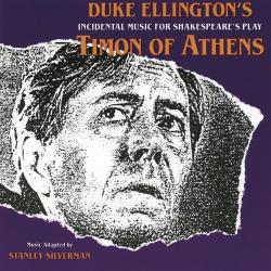 Timon of Athens Duke Ellington's Incidental Music For Shakespeare's Play. Передняя обложка. Click to zoom.
