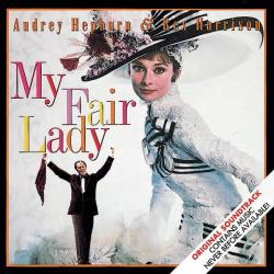 My Fair Lady Original Soundtrack. Передняя обложка. Click to zoom.