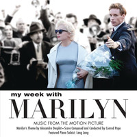 My Week With Marilyn Music from the Motion Picture. Передняя обложка. Click to zoom.
