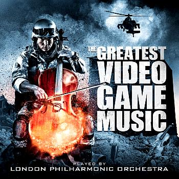 Greatest Video Game Music (iTunes Bonus Track Edition), The. Front. Click to zoom.