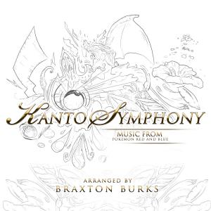 PokГ©mon Reorchestrated: Kanto Symphony. Front. Click to zoom.
