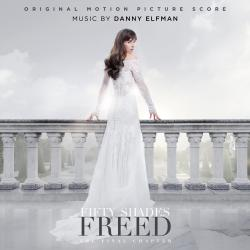 Fifty Shades Freed Original Motion Picture Score. Передняя обложка. Click to zoom.