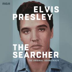 Elvis Presley: The Searcher The Original Soundtrack. Передняя обложка. Click to zoom.