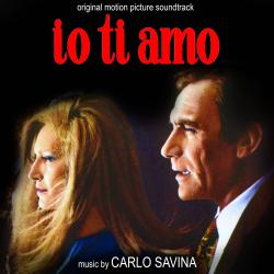Io Ti Amo Original Motion Picture Soundtrack. Передняя обложка. Click to zoom.