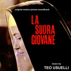 La Suora Giovane Original Motion Picture Soundtrack. Передняя обложка. Click to zoom.