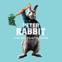 Peter Rabbit Music from the Motion Picture - Single. Передняя обложка. Click to zoom.