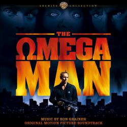 Omega Man: Original Motion Picture Soundtrack, The. Передняя обложка. Click to zoom.