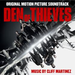 Den of Thieves Original Motion Picture Soundtrack. Передняя обложка. Click to zoom.