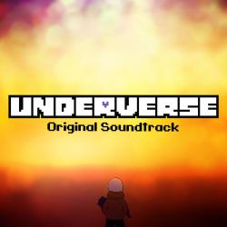 Underverse 0.3 Original Soundtrack. Передняя обложка. Click to zoom.