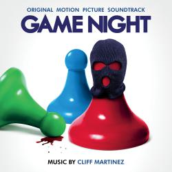 Game Night Original Motion Picture Soundtrack. Передняя обложка. Click to zoom.