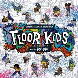 Floor Kids Original Video Game Soundtrack. Передняя обложка. Click to zoom.