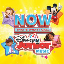 NOW That's What I Call Disney Jr. Music. Передняя обложка. Click to zoom.