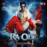 Ra-One Music from the Motion Picture. Передняя обложка. Click to zoom.