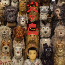 Isle of Dogs Original Soundtrack. Передняя обложка. Click to zoom.