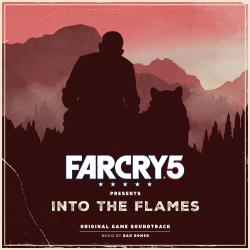 Far Cry 5 Presents: Into the Flames Original Game Soundtrack. Передняя обложка. Click to zoom.