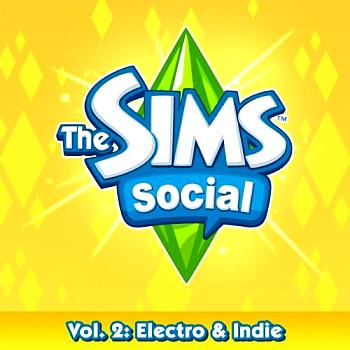 Sims Social Volume 2: Electro & Indie, The. Front. Click to zoom.