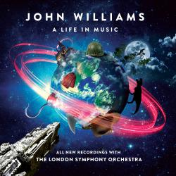 John Williams: A Life In Music. Передняя обложка. Click to zoom.