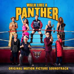 Walk Like a Panther Original Motion Picture Soundtrack. Передняя обложка. Click to zoom.