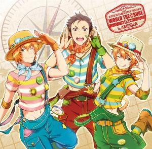 THE IDOLM@STER SideM WORLD TRE@SURE 02, The. Front. Click to zoom.