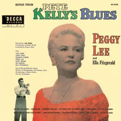 Songs from Pete Kelly's Blues Soundtrack from the Motion Picture. Передняя обложка. Click to zoom.