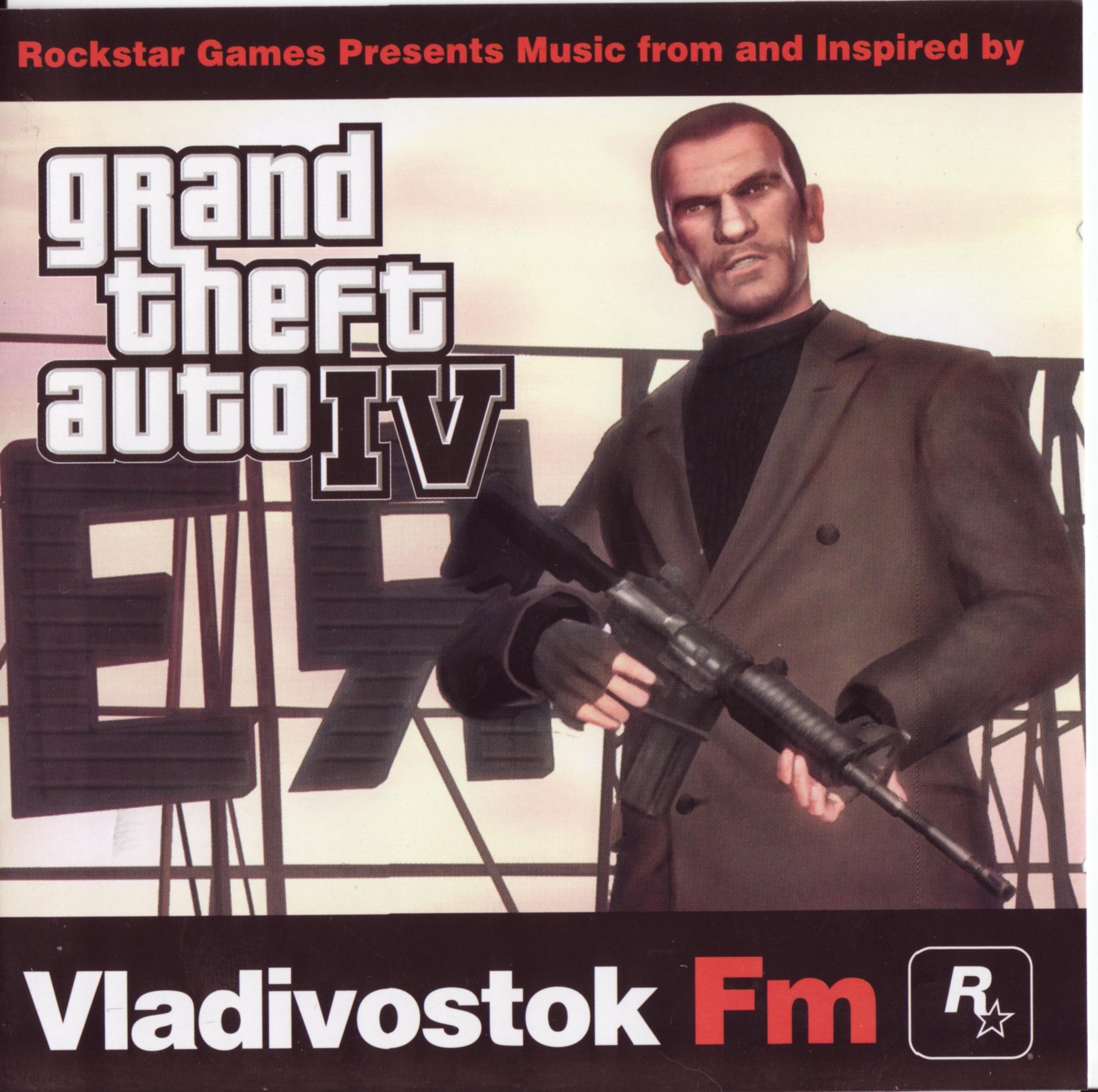 Grand Theft Auto IV: Vladivostok FM  Soundtrack from Grand
