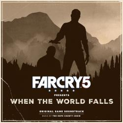 Far Cry 5 Presents: When the World Falls Original Game Soundtrack. Передняя обложка. Click to zoom.